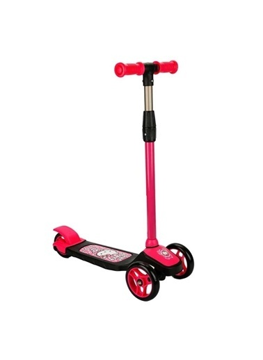 Sunman Hello Kitty 3 Tekerlekli Twistable Scooter Renkli